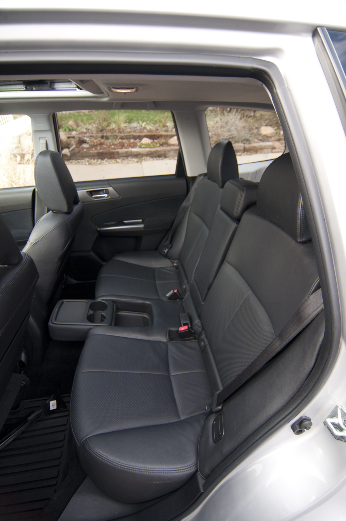 2011 Subaru Forester 2 5XT Touring Review Review – Gear & Grit