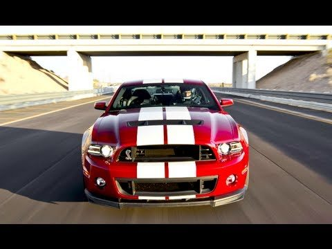 Childish Gambino featuring Beck – 'Silk Pillow' - image a-run-at-200-mph-in-the-662-hp-ford-shelby-gt500 on https://gearandgrit.com