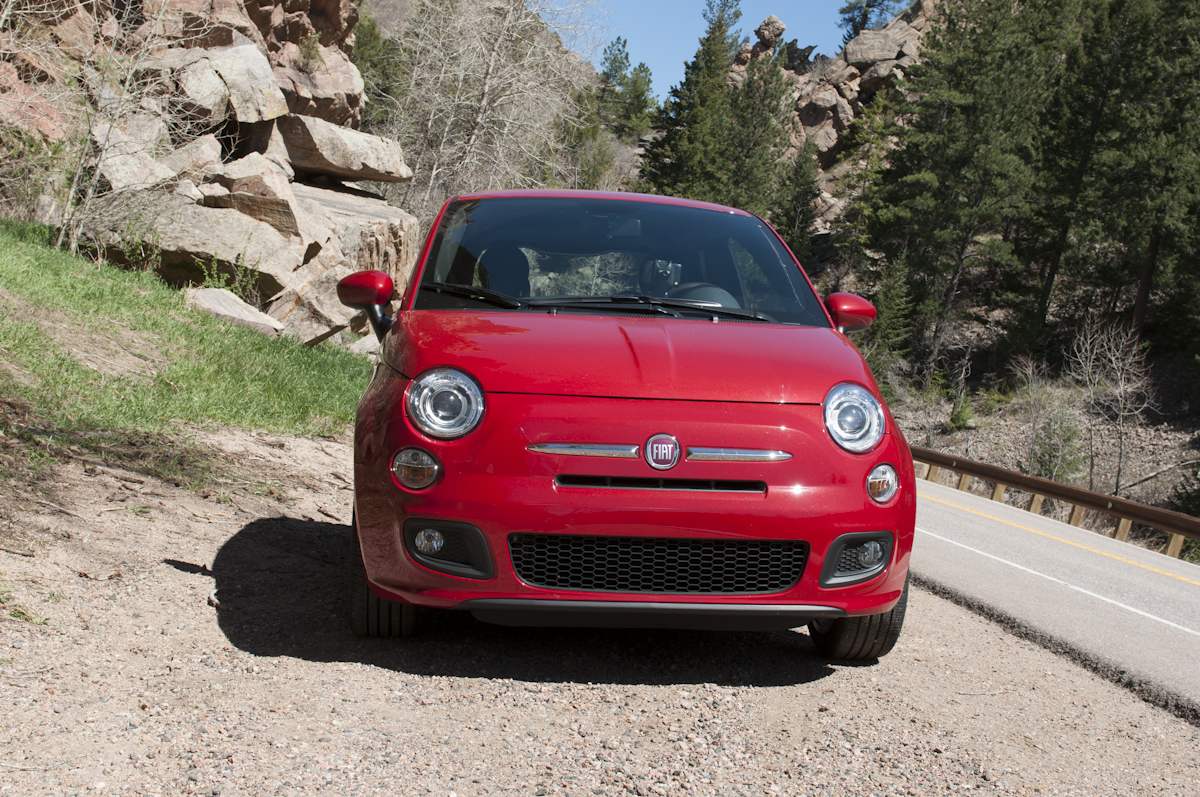 2012 fiat 500 sport review review gear grit. Black Bedroom Furniture Sets. Home Design Ideas