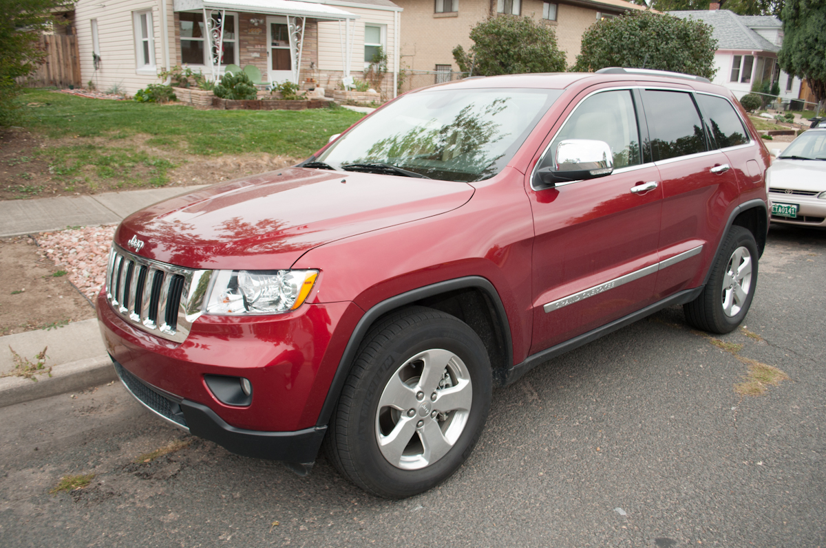 2012 jeep grand cherokee limited 4x4 review review. Black Bedroom Furniture Sets. Home Design Ideas