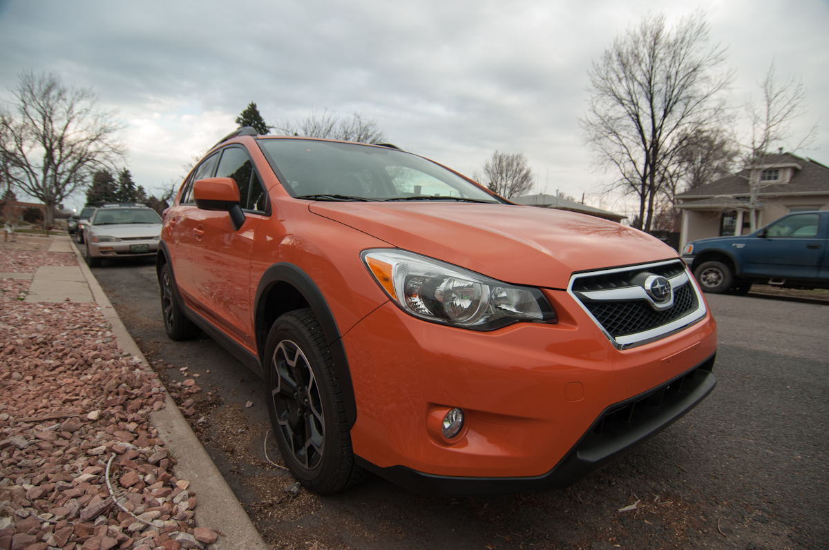 subaru xv crosstrek review review gear grit. Black Bedroom Furniture Sets. Home Design Ideas