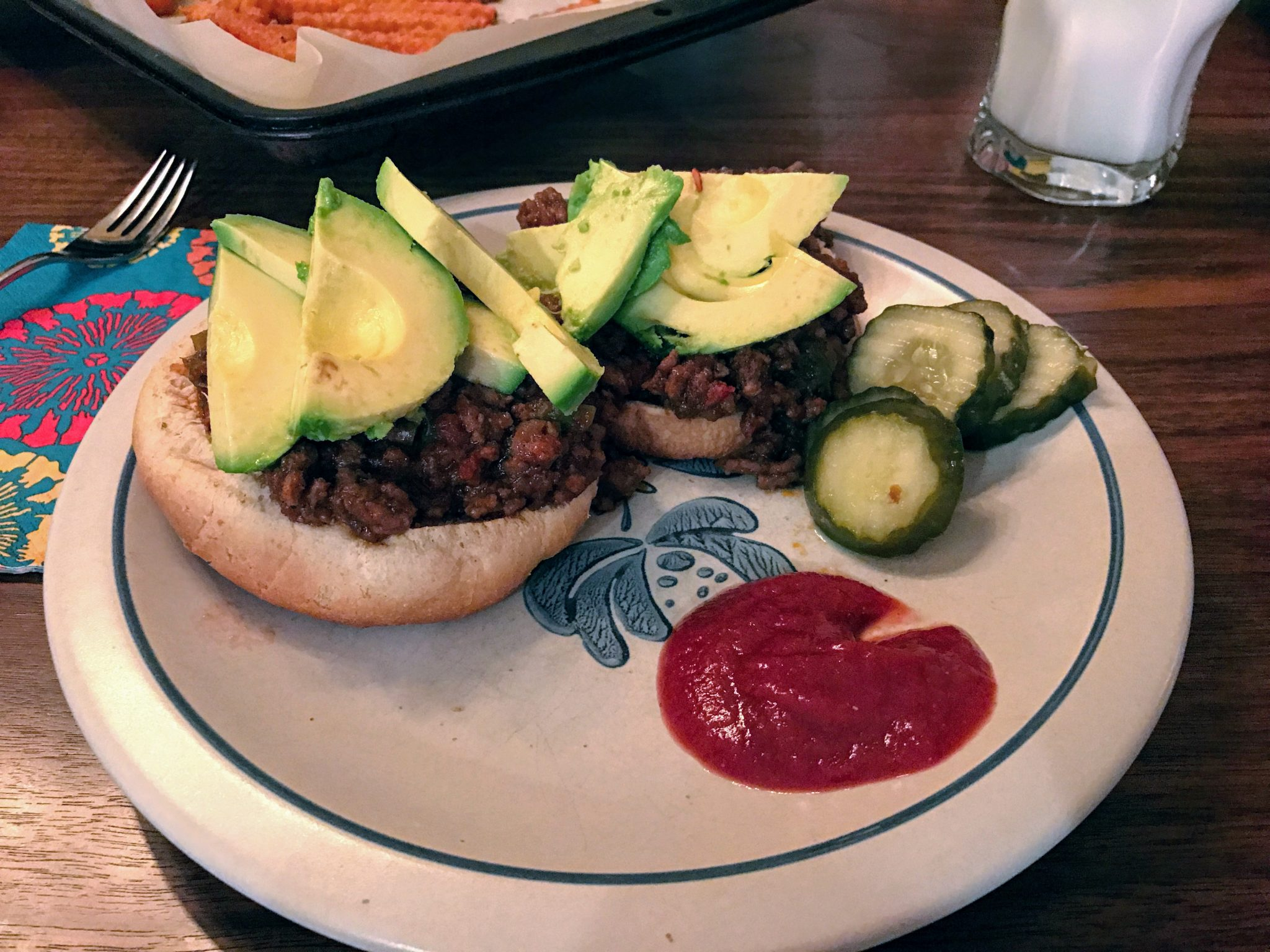 Protein Packed Spicy Sloppy Joes Recipe