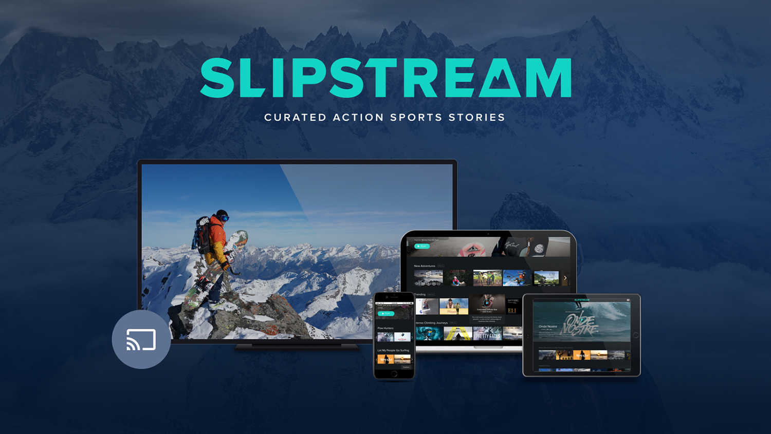 'Slipstream' a Netflix-like Streaming Service for