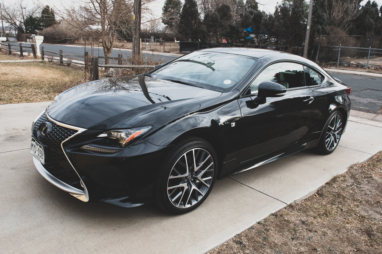 2017 Lexus Rc 350 F Sport Review
