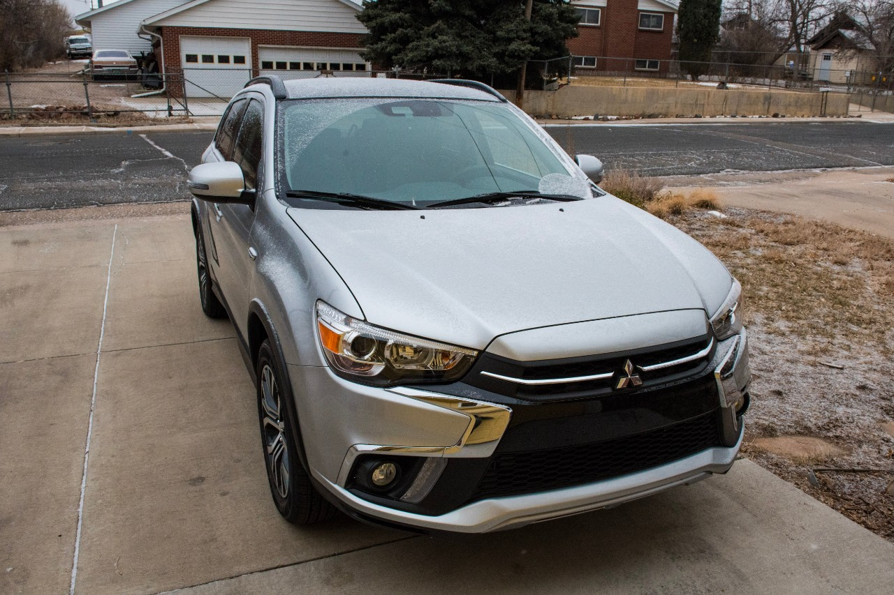 2018 Mitsubishi Outlander Sport Review ...