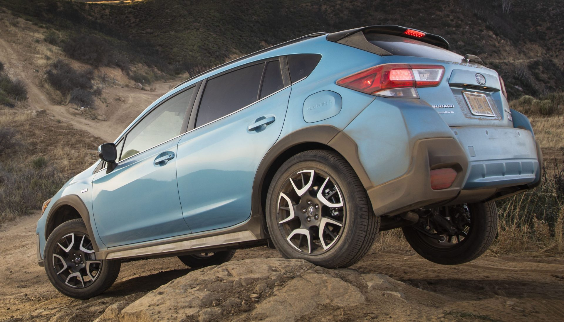 The Subaru Crosstrek Hybrid Is Finally Here Again